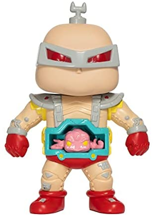 "Teenage Mutant Ninja Turtles Krang 6"" POP! Figure, Entertainment Earth Exclusive"