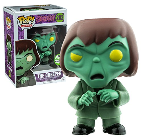 The Creeper Funko Pop ECCC 2017 Spring Convention Exclusive Scooby Doo #203