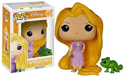 Warlord Games FNK5135 Pop Disney - Tangled - Ranpunzel & Pascal